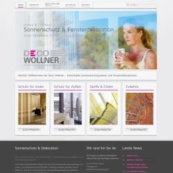 Deco Wollner - Hersteller mit Tradition